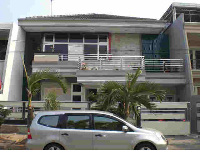 rumah dijual di muara karang, jakarta utara