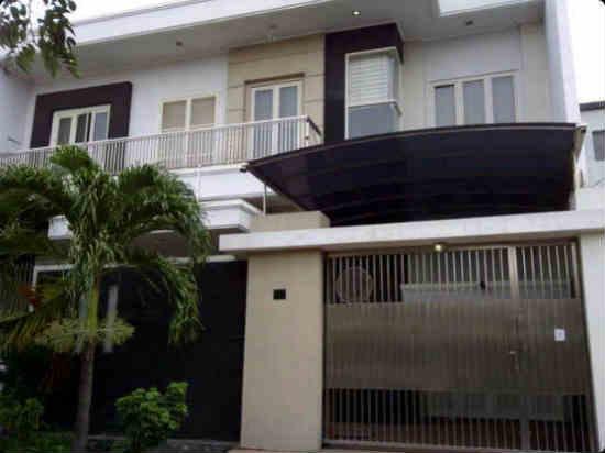 rumah dijual di babatan, surabaya