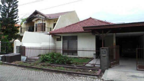 rumah dijual di kutisari, surabaya