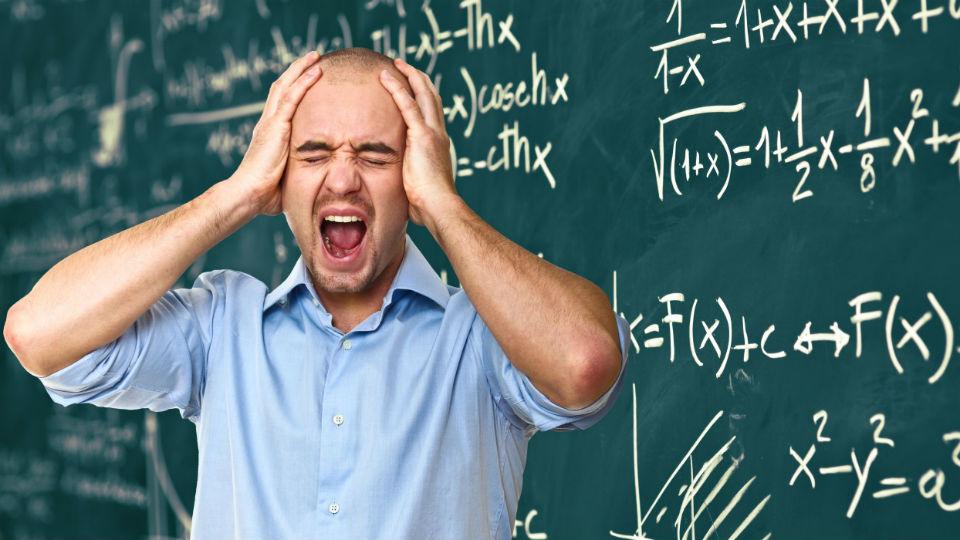Mindset orang terhadap Matematika : Pelajaran paling sulit sedunia