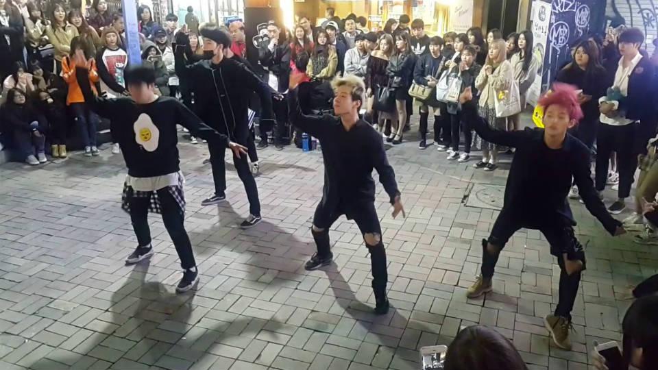 Belajar Dance Kpop