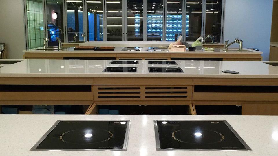 Fasilitas Satu Murid Satu Kitchen di Daebak Kuy BSD